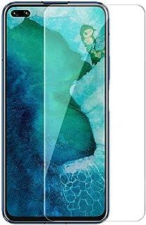شاشة حماية مصنوعة من الزجاج المقوى لموبايل ريلمي 6 برو - شفاف