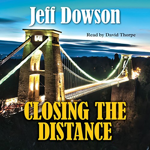 Closing the Distance audiobook cover art