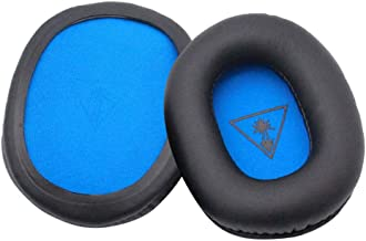 D DOLITY 1Pair Replacement Ear Pad Cushion Cover Earpads for Turtle Beach Force XO7 Recon 50 Stereo Headphone Headsets