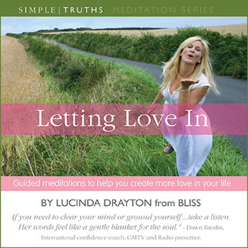 Letting Love In audiobook cover art