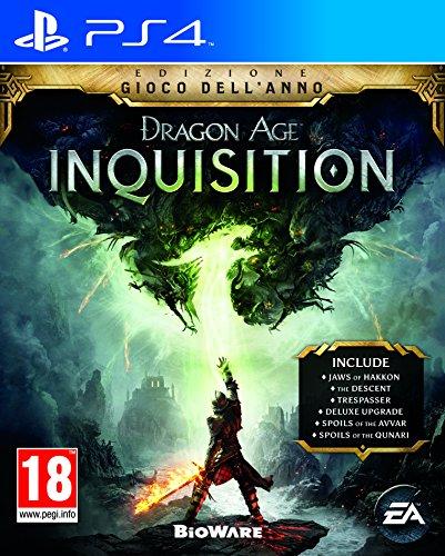 Dragon Age: Inquisition - Edizione Gioco dell'Anno - PlayStation 4