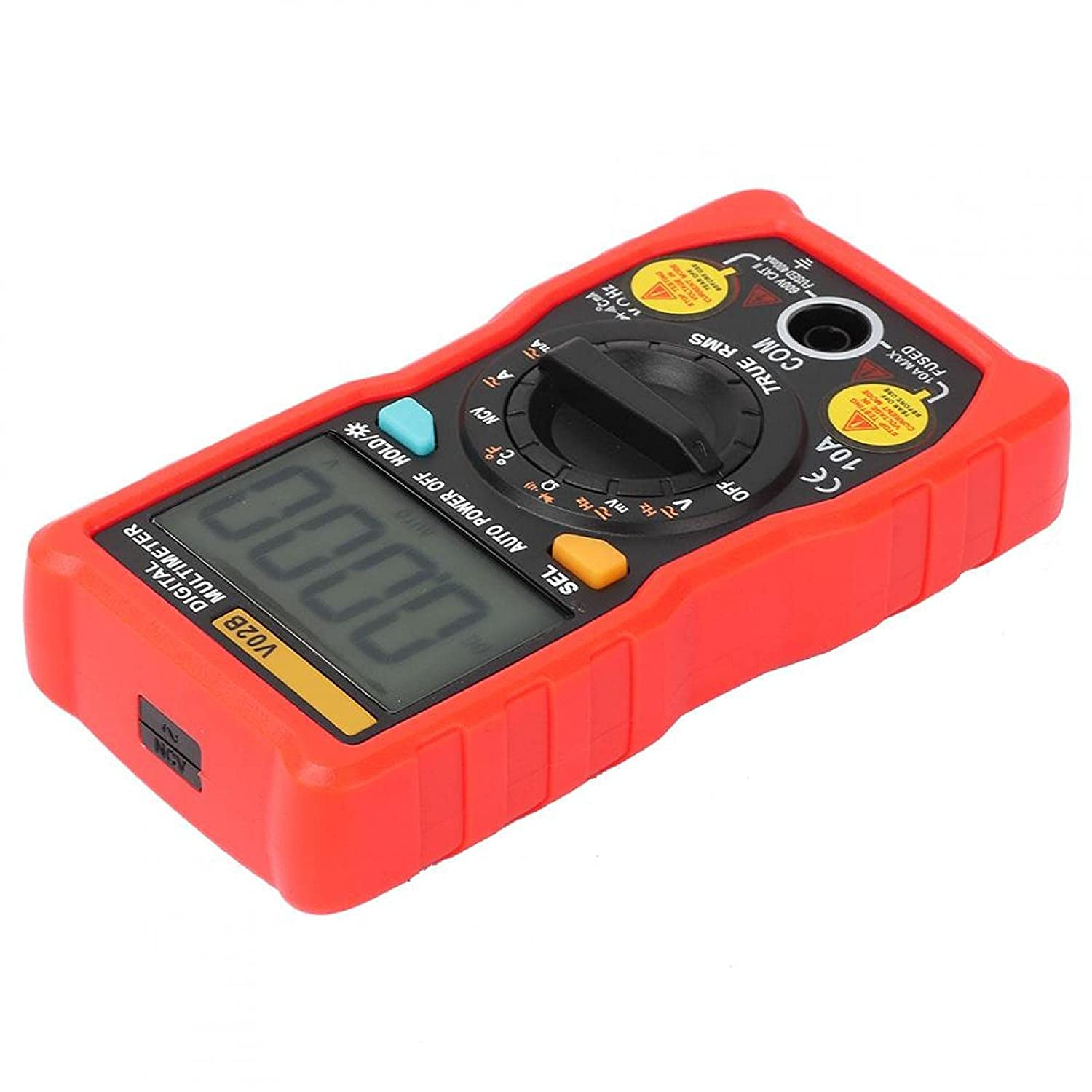 New products, world's highest quality popular! Analog Digital Transistor LCD Range Automatic 5 popular Display Multimeter