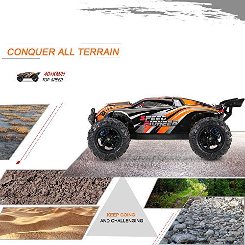 RC Auto kaufen Truggy Bild 3: Goolsky PXtoys NO.9302 Speed Pioneer 1:18 4WD Off Road Truggy High Speed RC Rennwagen RTR*