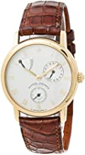 Vacheron Constantin Patrimony Swiss-Automatic Male Watch 47200/1 (Certified Pre-Owned)