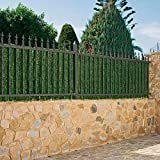 Catral 43020004 Seto Artificial, Verde, 300 x 3 x 100 cm