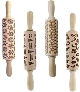 Best embossing rolling pin Reviews