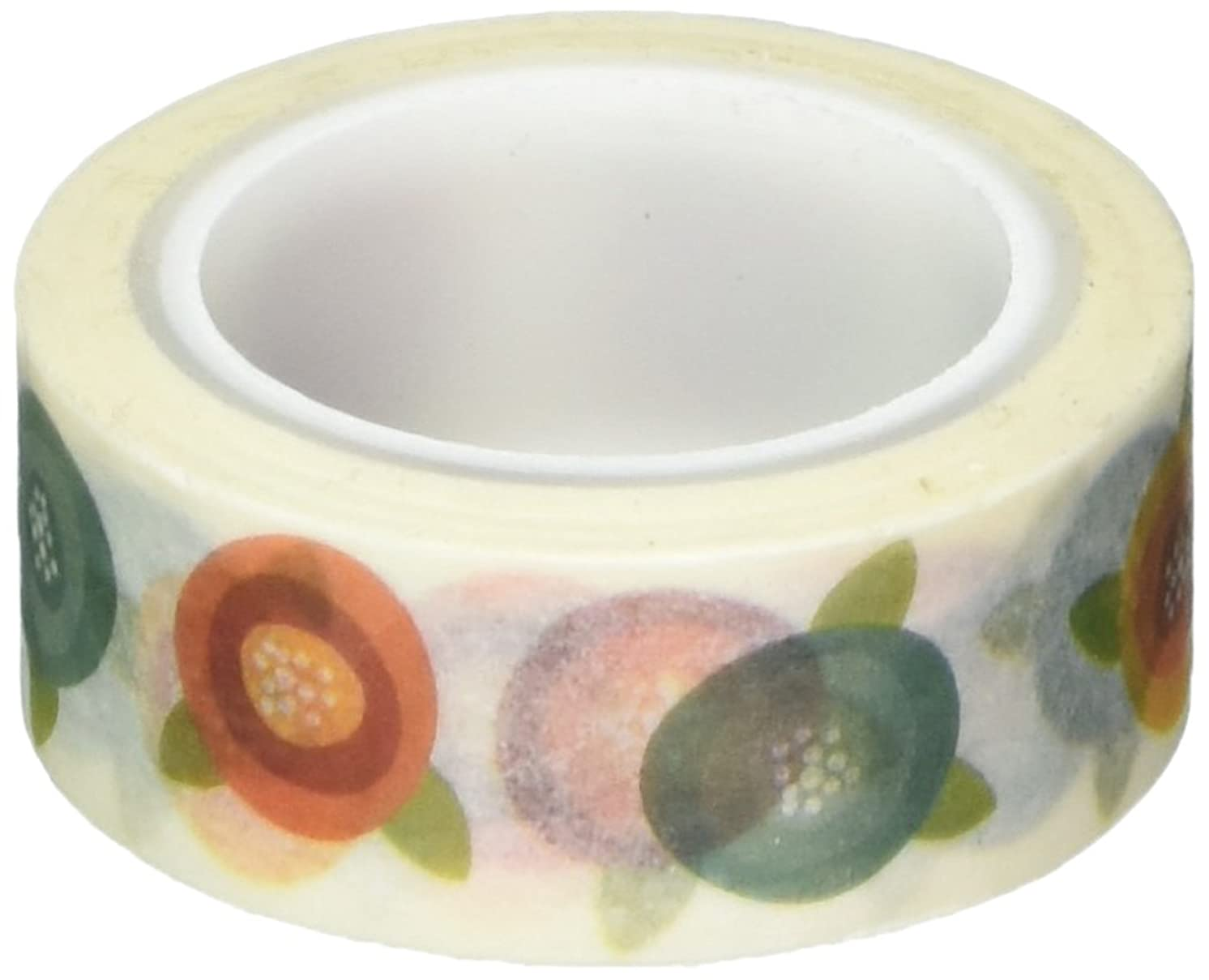 Echo Park Paper Company Decorative Tape - Flowers