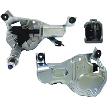 Rear Windshield Wiper Motor Compatible with Honda CR-V 2007-2011
