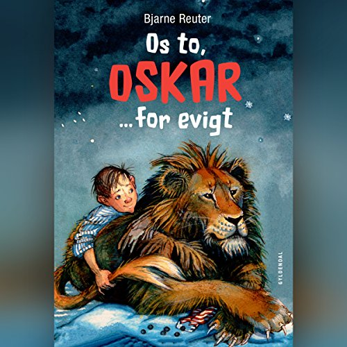 Os to, Oskar...for evigt audiobook cover art