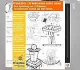 Gartenbrunnen selber bauen: Deine Projektbox inkl. 111 Original-Patenten bringt Dich mit Spaß ans Ziel!