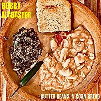 Butter Beans and Corn Bread