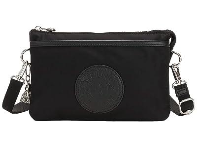 Kipling Riri Crossbody Bag (Galaxy Black) Handbags