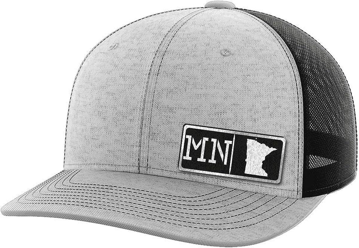 Minnesota Homegrown Black Patch Hat