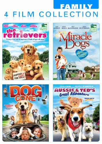 The Retrievers / Miracle Dogs / Dog Gone / Aussie & Ted's Great Adventure
