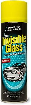 Invisible Glass Premium Glass Cleaner 19 oz.