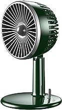 JULABO Durable Ventilateur de Table de Vent de 3 Vitesses Mini USB Portable Tour de Bureau Ventilateur de Sortie Ventilate...