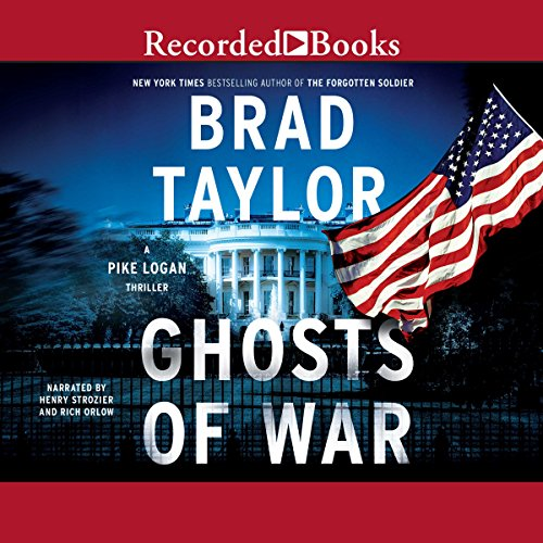 Ghosts of War audiobook cover art