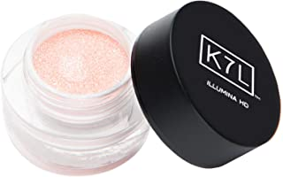 K7L Illumina HD - Ultra Pigmented Eyeshadow Glitter - Loose 3D Eyeshadow Powder for Smokey Eyes - Ideal Makeup for Women -...