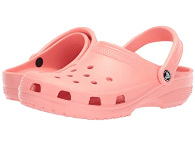 Crocs Classic Clog (Melon 1) Clog Shoes