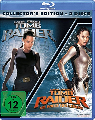 Tomb Raider 1 & 2 (Collector's Edition) [Blu-ray]
