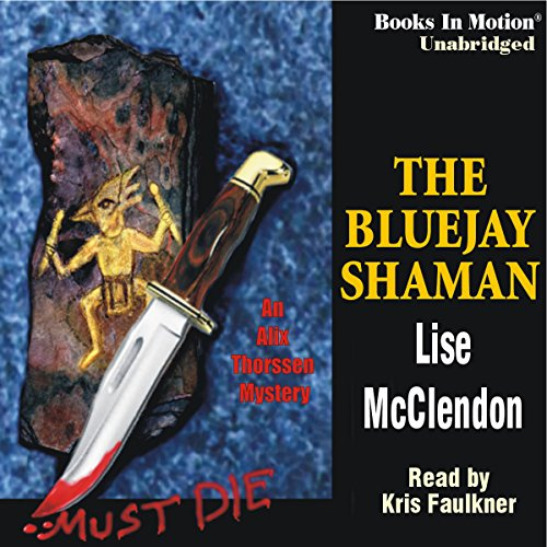 The Bluejay Shaman audiobook cover art