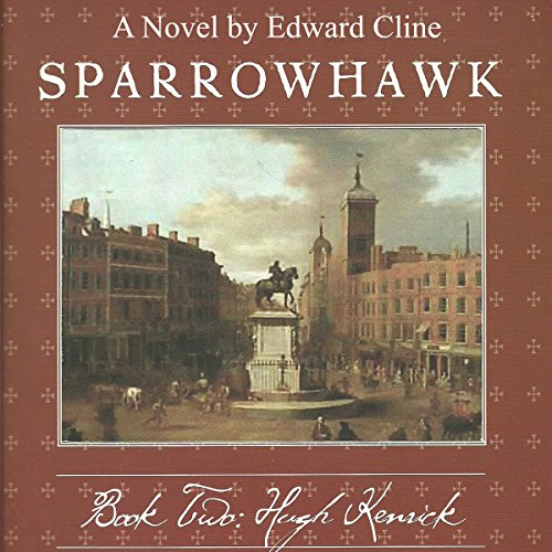 Sparrowhawk, Book Two: Hugh Kenrick audiobook cover art
