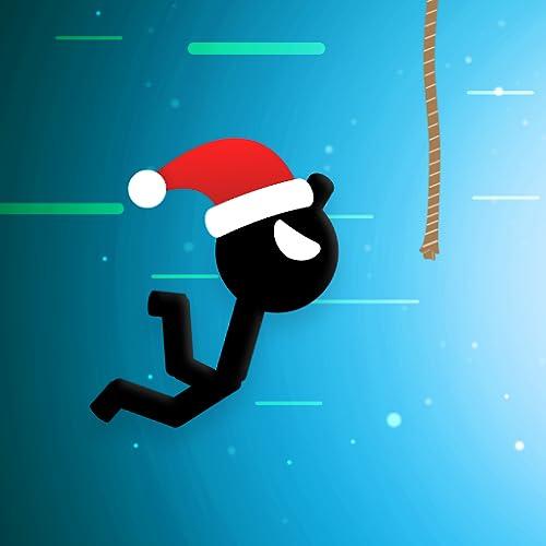 Stickman Hook Jump : Swing Star Hero