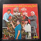 Leontyne Price And Arthur Fiedler And Special Guests Steve & Eydie - Christmastime In Carol And Song - Lp Vinyl Record -  RCA Records