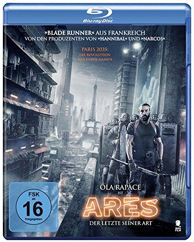 Ares - Der Letzte seiner Art (Uncut) [Blu-ray]