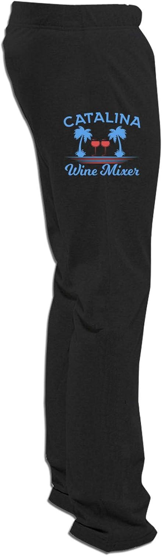 Catalina Wine Mixer Man Athletic 5 popular Basic Jogger Boston Mall Pants Jerse Fleece