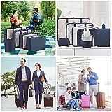Zoom IMG-2 organizer valigie newdora set di