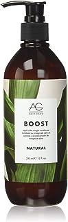 AG Hair Cosmetics AG Hair Cosmetics Boost Apple Cider Vinegar Conditioner for Unisex 12 oz Conditioner, 355 ml
