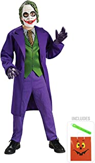 BirthdayExpress The Joker DLX Child (XL 14-16) Halloween CKIT