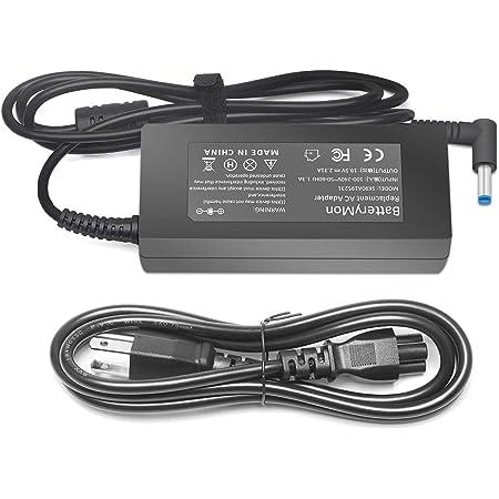 Cargador adaptador de alimentación para portátil HP 741727-001 721092-001 719309-001 HSTNN-DA40 ADP-45WD B, compatible con Pavilion TouchSmart 11 13 15 Series, 45 W, 19,5 V, 2,31 A