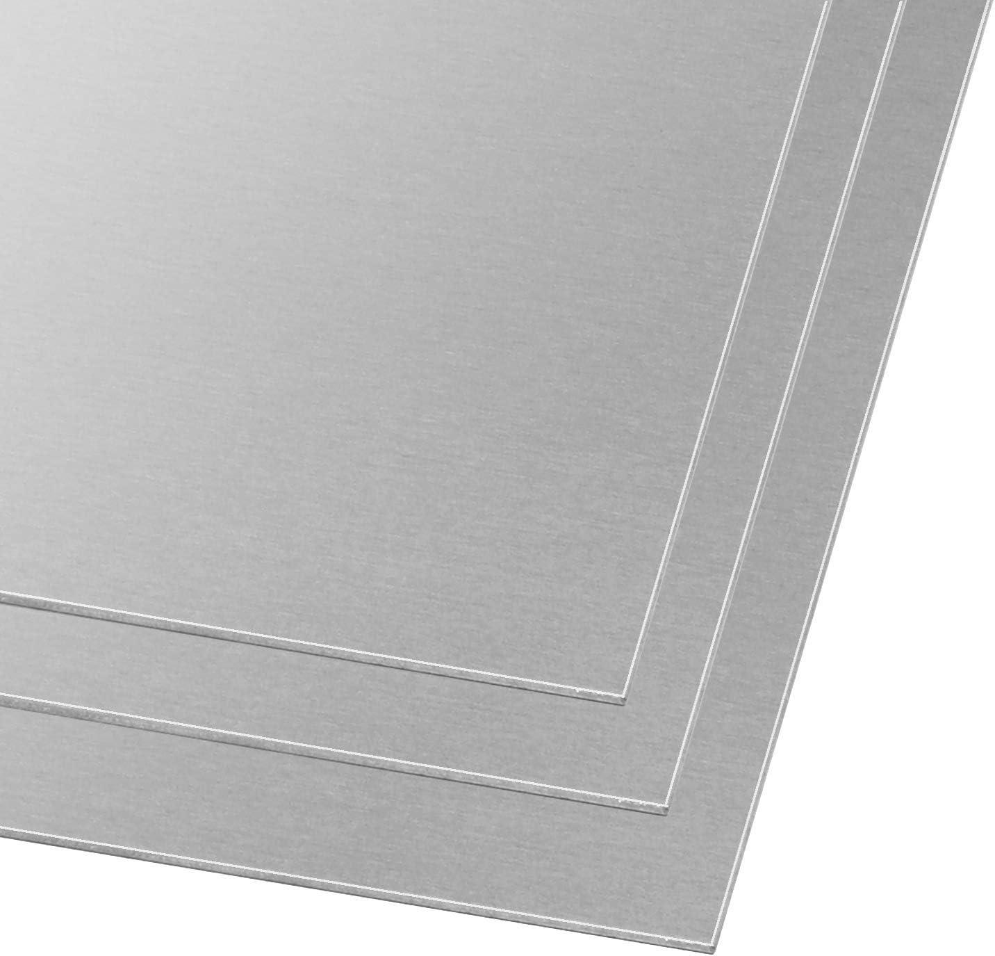 5 mm,200mm200mm4mm Plates Precision Metals Tooling Flat Sheet Multiple Thickness Optionss 4 mm DSFHKUYB Aluminum Sheet