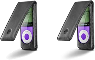 DLO Digital Lifestyle Outfitters HipCase Leather Folio for iPod Nano 4G