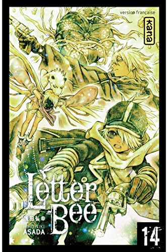 Letter Bee - Tome 14