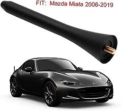Perfect Match Aluminium Alloy Antenna Replacement for The Mazda Miata MX5 2006-2019 | 5 inches