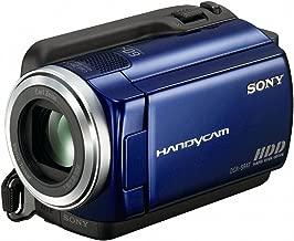 Sony DCR-SR47 Hard Disk Drive Handycam Camcorder (Blue) (Discontinued by Manufacturer)