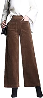 Amazon Es Pantalon De Pana Mujer Ropa
