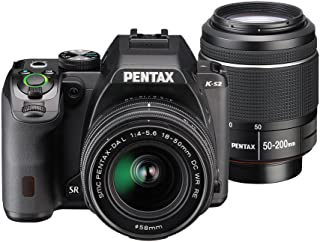 PENTAX デジタル一眼レフ PENTAX K-S2 ダブルズームキット (ブラック) PENTAX K-S2 WZOOMKIT (BLACK) 11612