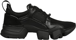 Givenchy Luxury Fashion Mens BH001NH09M001 Black Sneakers | Season Permanent