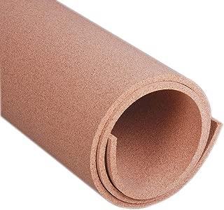 Manton Cork Roll, 100% Natural, 4' x 5' x 1/2