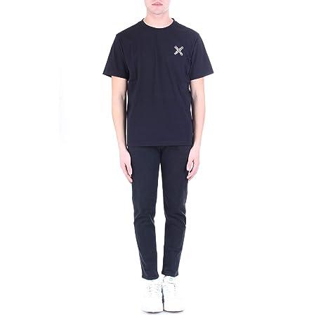 Kenzo New Logo T-Shirt (Colour : Black - Size : Medium)
