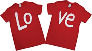 love t shirts for couples