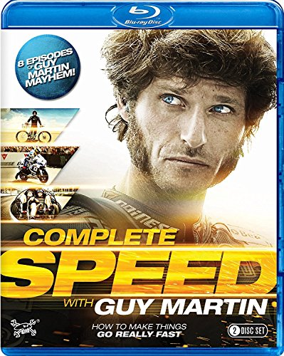 Guy Martin - Complete Speed! [Blu-ray] [UK Import]