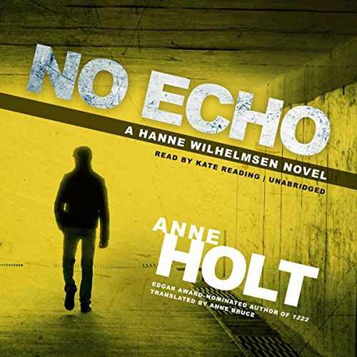 No Echo audiobook cover art