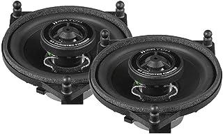 Helix   UP X4MB FRT | 2 Wege Koax Lautsprecher System Tür Front/Heck für Mercedes | z.B. C Klasse, E Klasse usw.