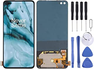 SHUHAN LCD Screen Phone Repair Part LCD Screen and Digitizer Full Assembly for OnePlus Nord / 8 Nord 5G / Z Mobile Phone A...