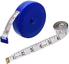 ZREAL Mesure de la Graisse Corporelle Ruban /à mesurer aux formes du corps pour mesurer la taille aide r/égime perte de poids